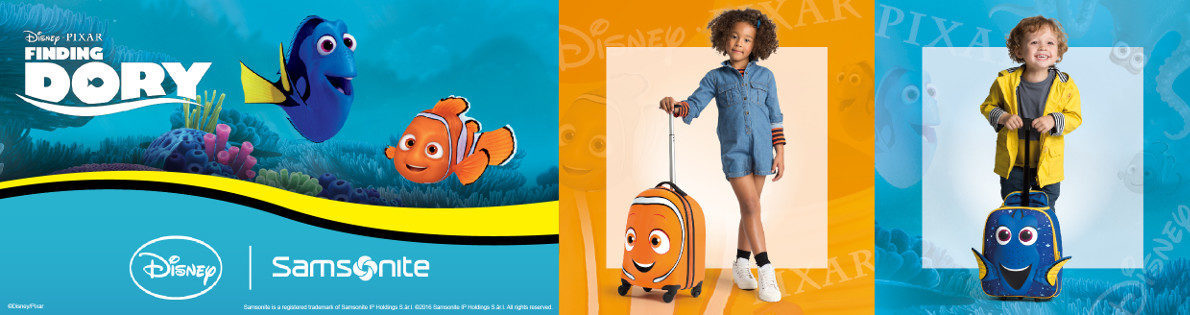 samsonite@LeSapphire online Shop