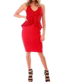 red dress/HOF/Le Sapphire HongKong